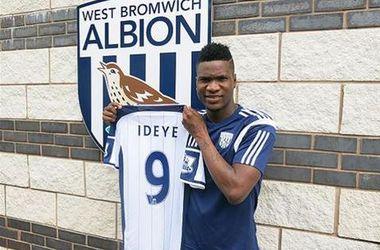 Браун Идейе перешел в середняк чемпионата Англии
