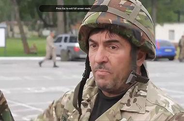 """Сепаратисты назвали наш батальон ""Каратели"": интервью с бойцами Нацгвардии"