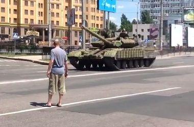 Бои в Донбассе глазами очевидцев: 21 июля