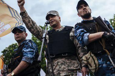 Украина обвиняет Россию в продолжении поддержки террористов в Луганской и Донецкой областях