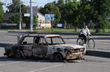 В Луганске во время обстрела террористами погибли 5 мирных жителей