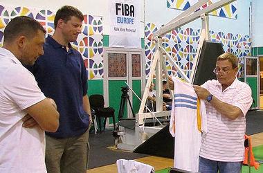 Украина начала подготовку к дебютному баскетбольному чемпионату мира