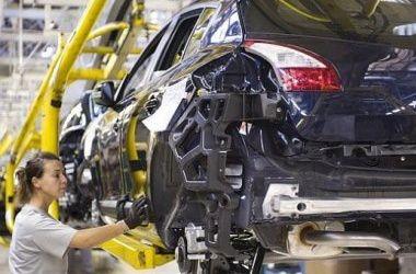 Производство авто в Украине упало на 80%
