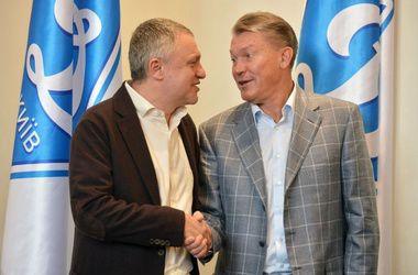 """Суркис: """"Извиняюсь перед болельщиками за то, что не слушал их два года и не убрал Блохина"""""""