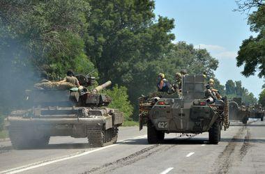 За сутки боевики 20 раз обстреляли позиции АТО, погибли 13 военнослужащих – СНБО