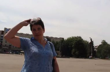 """Жительница Славянска: """"Украинская армия делает все правильно, она защищает свой народ"""""""