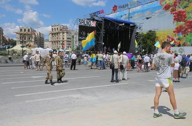 Кличко о зачистке Майдана: Мы очень не хотим использовать силовые методы