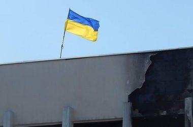 Силы АТО вошли в Северодонецк, над мэрией снова украинский флаг