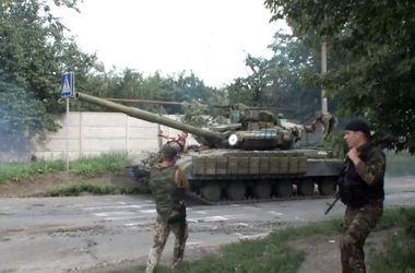 Бои в Донбассе глазами очевидцев: 22 июля
