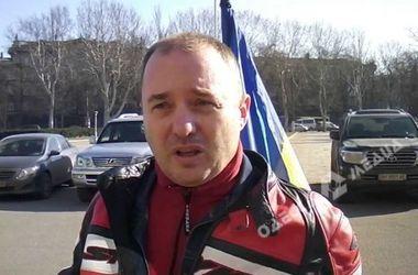 Милиция отпустила одесского активиста, задержанного за избиение судьи