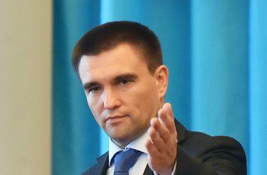 Климкин: Получение Украиной статуса союзника НАТО активно обсуждается