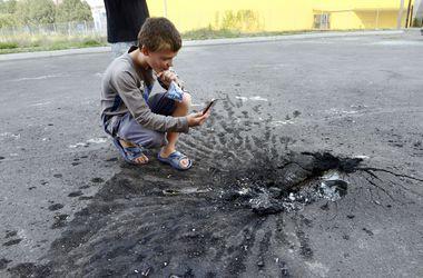 В Донецкой области погибли 432 человека, из них 6 детей
