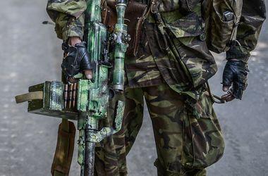"""Боевики обстреливают границу из """"Градов"""", чтобы получить российское оружие - СНБО"""