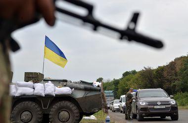 Украина собрала доказательства агрессии российских военных в Донбассе - СНБО