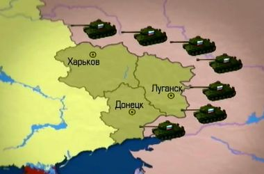Россия стягивает все больше войск на границу с Украиной - СНБО
