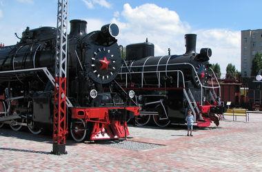 В Харькове открыли музей ЮЖД с 36-ю старинними паровозами
