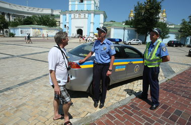 Осенью ГАИ изменит правила дорожного движения в Украине