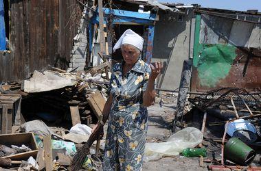 Хроника Луганска за сутки: новые жертвы и разрушения