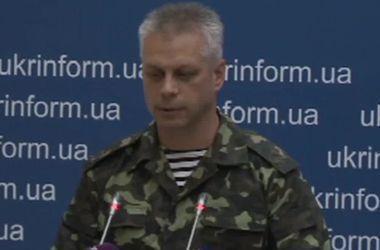 СНБО не имеет точной информации о жертвах среди боевиков и гражданских