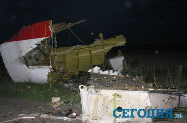 """Террористы не пускают представителей Голландии на место крушения """"Боинга-777"""""""