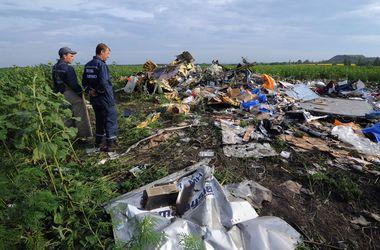 """Украина и Нидерланды договорились о сотрудничестве в расследовании  крушения """"Боинга-777"""""""