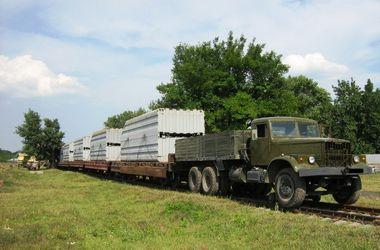 В Донецкой области появятся два понтона на месте мостов, взорванных террористами
