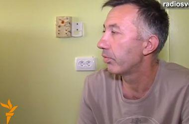"""Освобожденный заложник: Нас """"расстреливали"""" не раз"""