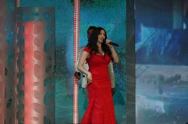 Надежда Грановская дебютировала на Новой волне в качестве ведущей
