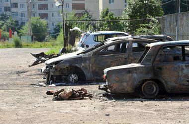 В Луганске продолжают гибнуть мирные жители