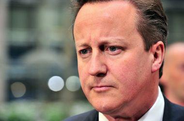 Кэмерон: серьезные экономические санкции - это единственный язык, который понимает РФ