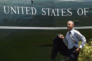 Кортеж Обамы не дал беременной американке попасть в больницу