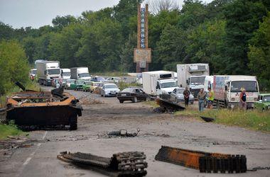 В Славянске нашли братскую могилу жертв террористов