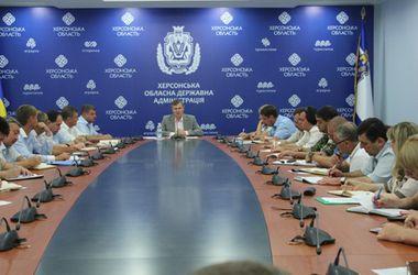 Херсонский губернатор Одарченко подал в отставку