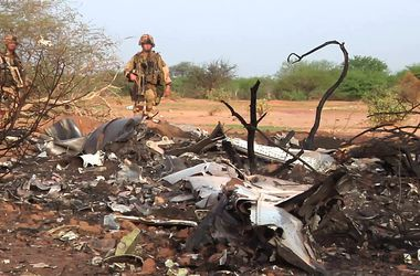 Украинцев на борту разбившегося алжирского самолета не было – МИД