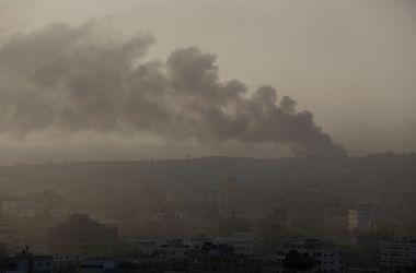 Утром в секторе Газа началось временное перемирие
