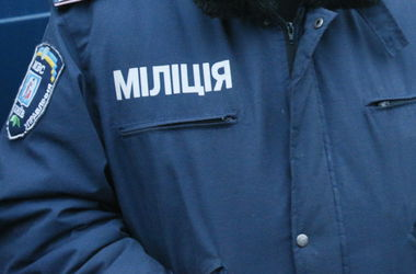 Милиция начала разбираться с ЧП на телеканале в Киеве
