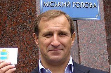 МВД просит помощи в поисках убийцы мэра Кременчуга Олега Бабаева