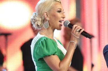 """Ведущая Новой волны Лера Кудрявцева: """"Я хотела быть Пугачевой"""""""