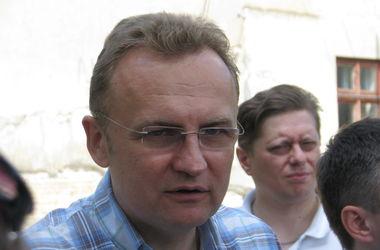 """Начальник львовской милиции: """"На моей памяти это первый во Львове теракт"""""""