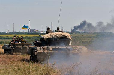 В Луганской области силы АТО держат тяжелую оборону и просят о помощи - СМИ