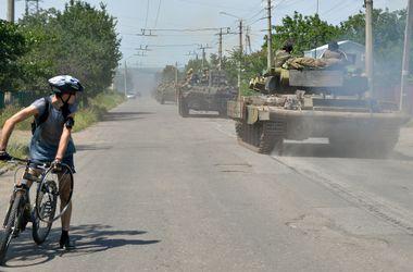 """Боевики обстреливали силы АТО из """"Градов"""", около Попасной активизировались разведчики"""