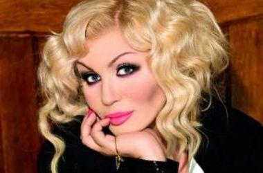 Ирина Билык впервые выступила на Новой волне