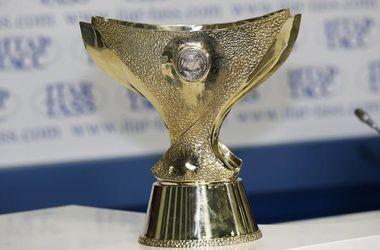 ЦСКА во второй раз подряд выиграл российский Суперкубок