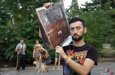 В Николаеве митинговали против использования животных в цирке