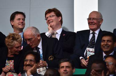 Вице-премьер Великобритании призывает лишить Россию ЧМ-2018