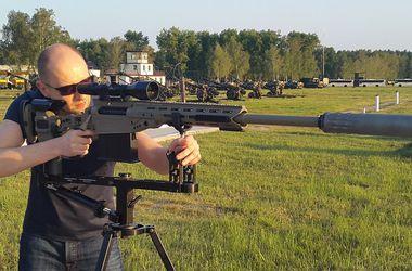 Нацгвардия получила новейшую снайперскую винтовку - Аваков