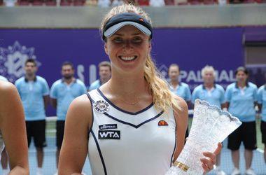 Элина Свитолина выиграла турнир в Баку!