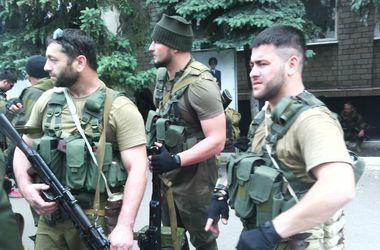 Два батальона с чеченскими наемниками прибыли в Ростов-на-Дону - СНБО