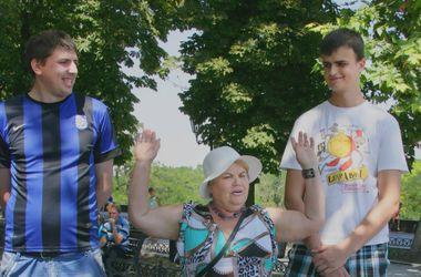 В Одессе прошла встреча самых высоких людей