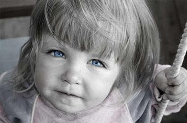 Детей-сирот, похищенных террористами, вернули в Украину